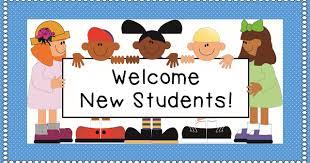 Registering New Student