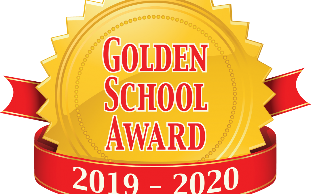 Golden School Award 2019-2020